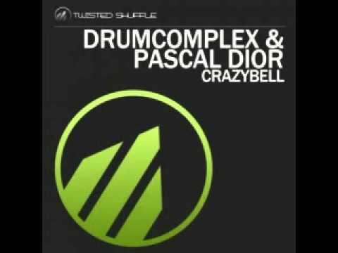 Drumcomplex, Pascal Dior - Crazybell (Christian Priess Remix)