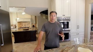 Testimonial of our Client on a Kitchen Remodel in Huntington Beach by APlus