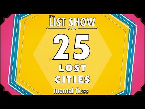 25 Lost Cities