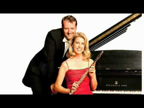 Flute and Piano Duo -- Karen and Chris Romig