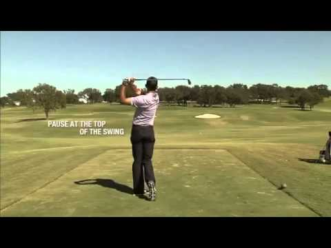 Golf – Charl Schwartzel Golf Lesson Pure The Long Iron