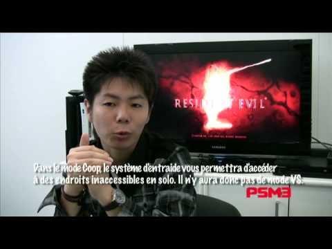 Resident Evil 5 PSM3 Magazine France Reportage RE5