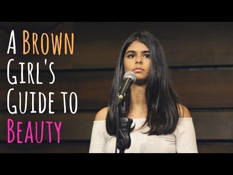 """A Brown Girl's Guide To Beauty"" - Aranya Johar"
