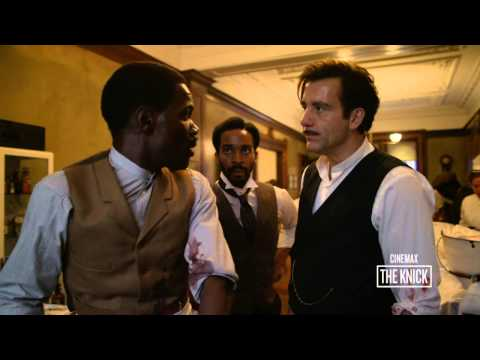The Knick Season 1: Inside the Body Shop - Sawed Off Arm (Cinemax)