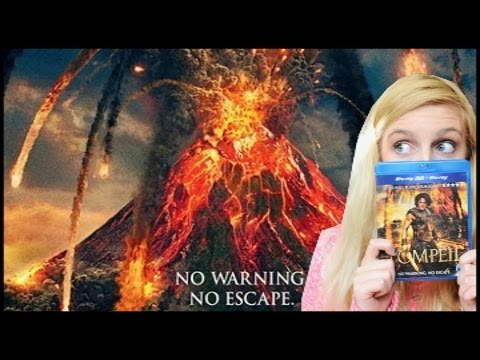 Pompeii (2014) 3D Blu-ray Review | FKVlogs