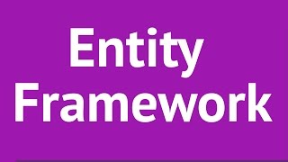 Entity Framework 6 Tutorial: learn how to store and query data using Entity Framework 6. See both database-first and code-first workflows in action.You can get the complete course with a big discount here: http://bit.ly/2mAJQBmHere you can find my other courses:http://programmingwithmosh.com/courses00:00 What is Entity Framework02:07 Different Workflows 04:46 Database-first Workflow in Action15:06 Code-first Workflow in Action24:14 Database-first or Code-first?