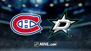 Seguin, Shore lead Stars past Canadiens, 3-1 by NHL
