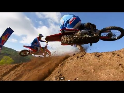 Half-Mile MX Rhythm Section – Red Bull Straight Rhythm