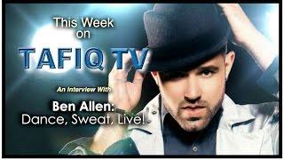 Dance Sweat Live w/ Benjamin Allen