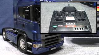 Video タミヤ スカニア R470 フルオペ操作方法 TAMIYA SCANIA R470 How to operate MP3, 3GP, MP4, WEBM, AVI, FLV Juni 2018