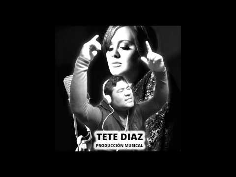 Adele acapella-Set Fire To The Rain (Dance Mix) by Tete Díaz-dance  y no esta en vevo