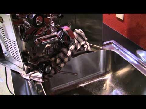 How-to: Draining the Boiler – Dual Boiler Espresso Machine