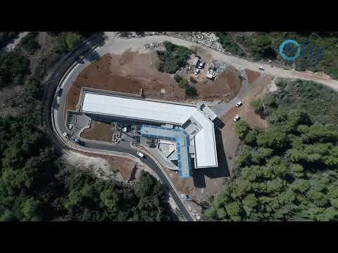 Construcción e Instalación: Teleférico, Cabinas y Garaje Ciudad de Haifa – Israel