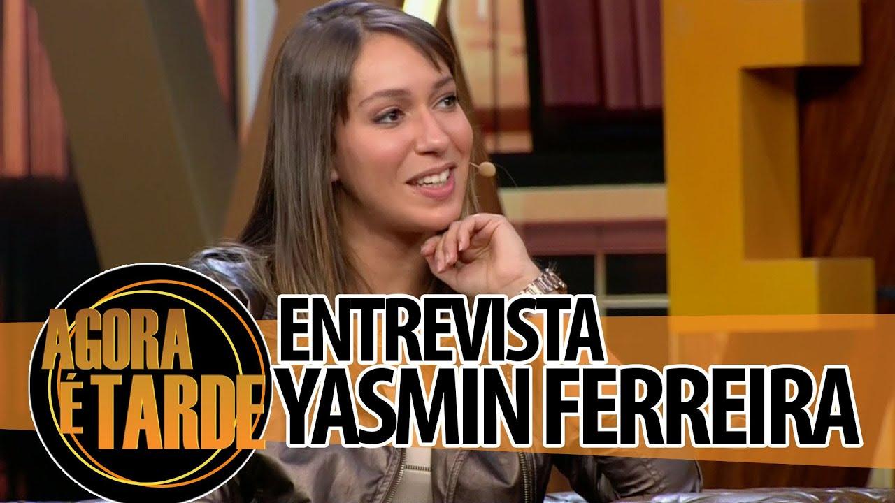 Entrevistada de Hoje: Yasmin Ferreira