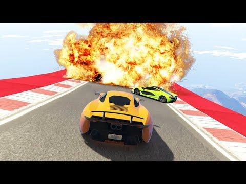 7 самых крутых карт! Гонки на машинах в GTA 5 Online