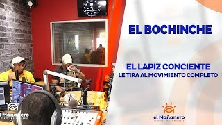 El Bochinche - El Lapiz le tira al movimiento urbano, Natti Natasha grabará con el Mayor