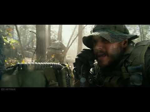 Lone Survivor 2013 Forest Battle Scene 1080p