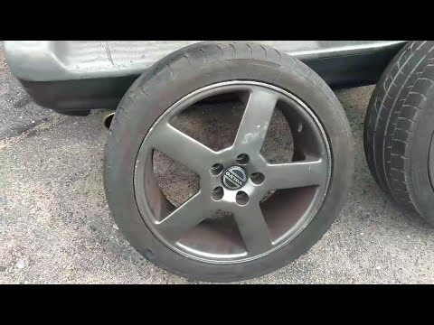 What size wheels does your car have and what size will fit? - VOTD