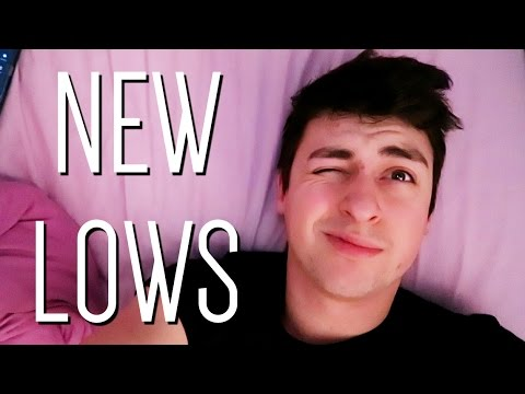 Reaching new lows | A week as a PhD student #7