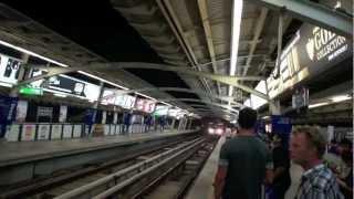 バンコク市内観光BTSサイアム駅