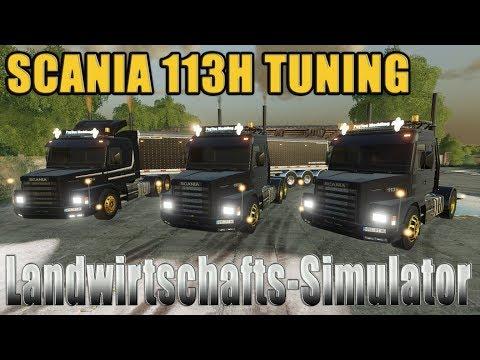 Scania 113H Tuning v1.0.0.0