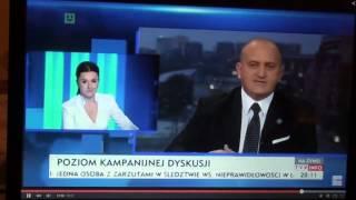 Marian Kowalski – cięta riposta na głupie pytanie prowadzącej program.