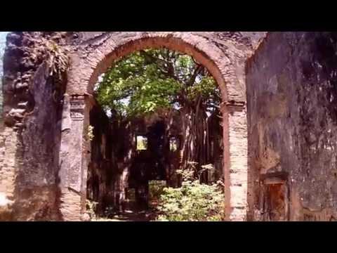 A ruína de Bom Sucesso, em Lucena