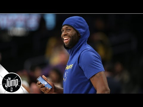 Video: Are today's NBA players too distracted? | The Jump
