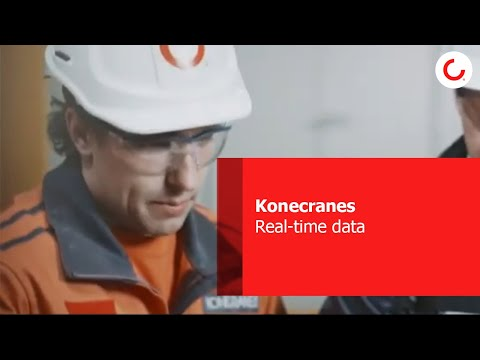 Konecranes Real-time data and services