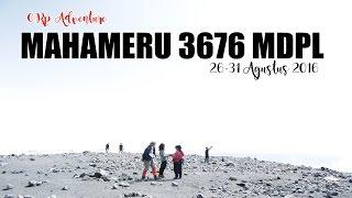Video ASLI SEREM!! Pendakian Gunung Semeru 3676 mdpl - 26-31 Agustus 2016 MP3, 3GP, MP4, WEBM, AVI, FLV Desember 2017
