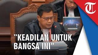 Video Momen Kuasa Hukum Prabowo-Sandi Bacakan Surat Annisa Ayat 13 di Sidang Mahkamah (MK) MP3, 3GP, MP4, WEBM, AVI, FLV Juni 2019