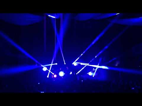 Magnetic Man - Anthemic ft. P. Money - O2 Academy Glasgow 29.11.2012 AMP Tour 2012 (видео)