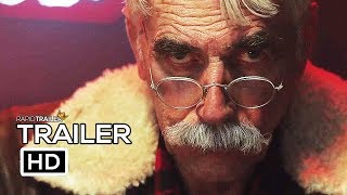 THE MAN WHO KILLED HITLER AND THEN THE BIGFOOT Official Trailer (2019) Sam Elliott, Drama Movie HD