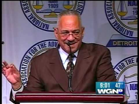 Rev. Jeremiah Wright: Runnin' for Jesus, Not Divisive Video