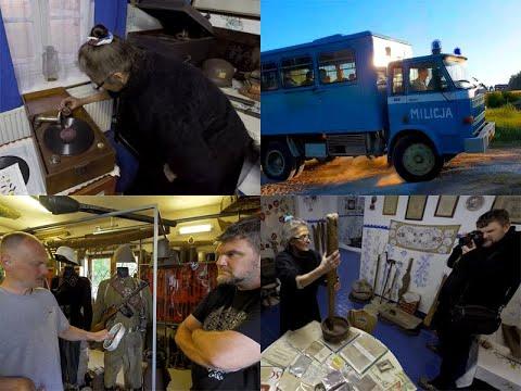 Rupieciarze cz. 2 - reportaż o kolekcjonerach na Kaszubach - zobacz zwiastun