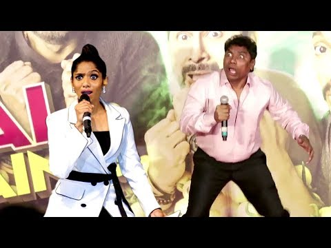 Johnny Lever Vs Daughter Jamie Lever's FUNNY Mimicry & Stand Up Comedy| Kangana Ranaut Roasting