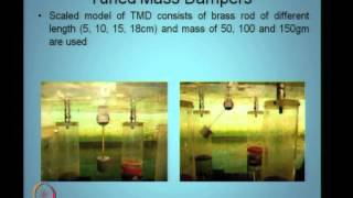 Mod-02 Lec-10 Response Control Of Multi-legged Articulated Towers Using Tuned Mass