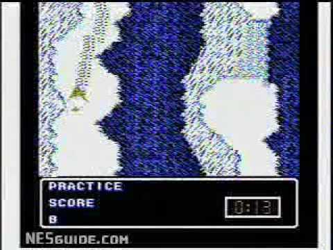 Ski or Die NES