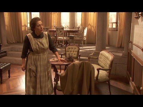 il segreto - donna francisca non si fida di raimundo