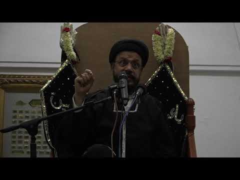 1441 AH – Muharram – 12 – Shab – Majlis