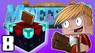 """Minecraft: HOW TO MINECRAFT! """"Enchanting Noob"""" Episode 8 (Minecraft 1.8 SMP/Lets Play!)"""