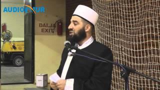 Hutbeja e Kurban Bajramit në Pejë 1435 - 2014 - Hoxhë Enes Goga