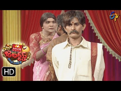 Venky Monkies Performance | Extra Jabardasth| 20th October 2017
