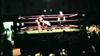 Abbotsford (WI) United States  city photo : Shemp Terrio vs. Travis Nelson (BSPW Cruiserweight Championship)