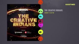 The Creative Indians Ep#5 Promo Charuvi Design Labs