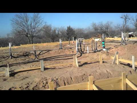 House Building Progress 1-22-13