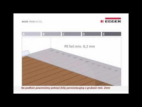 Poradnik-układanie paneli firmy Egger