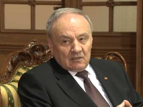 Moldovan president meets Romanian foreign minister