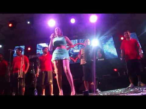 02 PÉ DE OURO NA FESTA DAS ALMAS OCARA CE 2013 (видео)