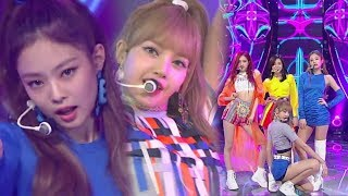 《Comeback Special》 BLACKPINK(블랙핑크) - FOREVER YOUNG @인기가요 Inkigayo 20180617